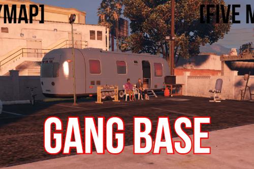 Gang Base [YMAP | FiveM]