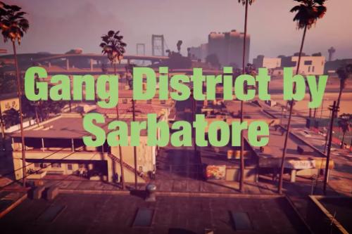 Gang District YMAP