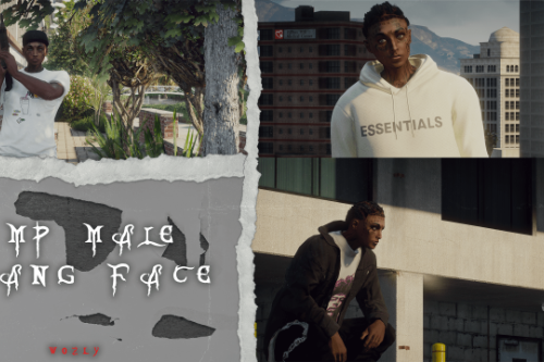 Gang Face | Mp Male