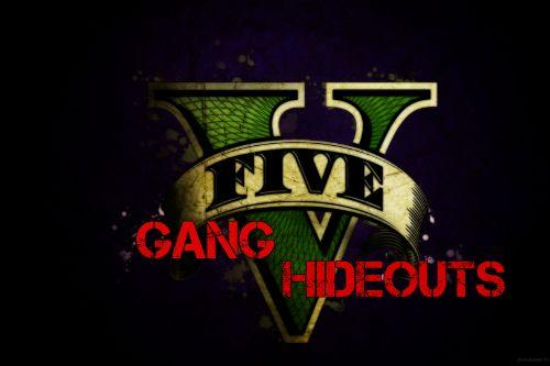 Gang Hideouts [Build A Mission]