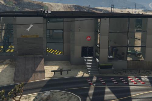 garage mecano [YMAP]