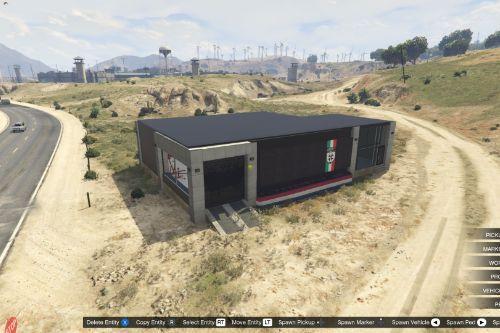 Garage Sandy Shores [MapEditor]