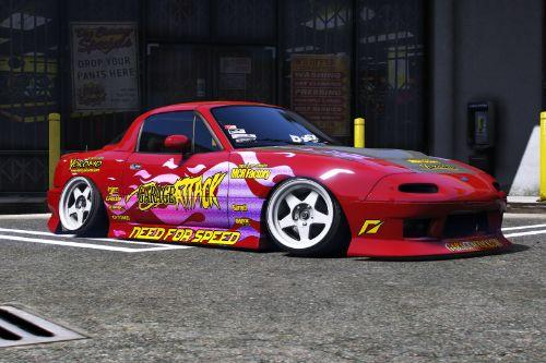 GarageATTACK Drift livery