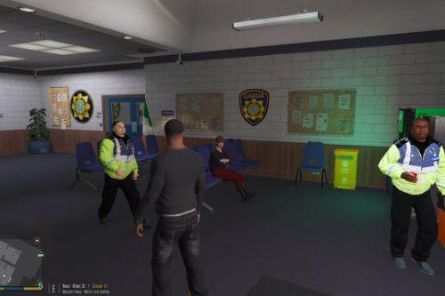 Garda Police Stn's OIV only