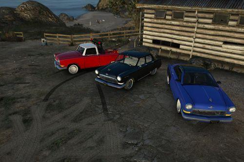 GAZ  21 Pack [Add-On]