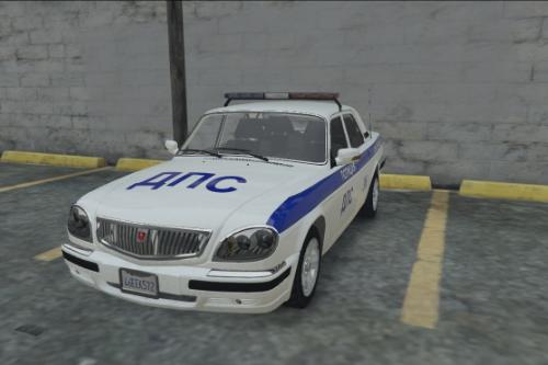GAZ-31105-POLICE