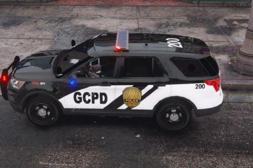 GCPD Mega Pack (cars and peds)