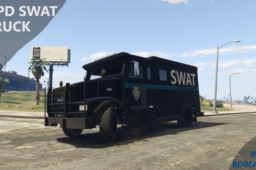 GCPD SWAT TRUCK