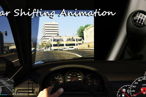 Gear Shifting Animation [OUTDATED]