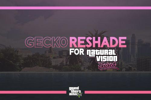 GECKO ReShade - For NaturalVision Evolved