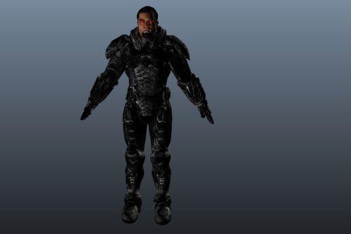 General Zod Retexture