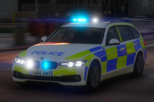 Generic Police BMW 330D [ELS]