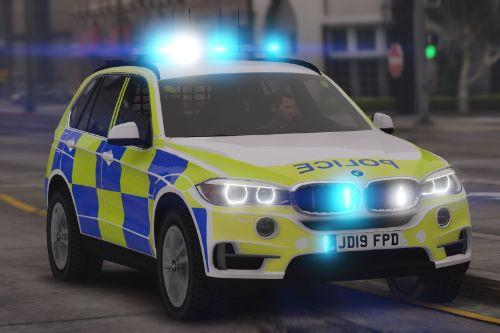 Generic BMW X5 - Armed Response Vehicle