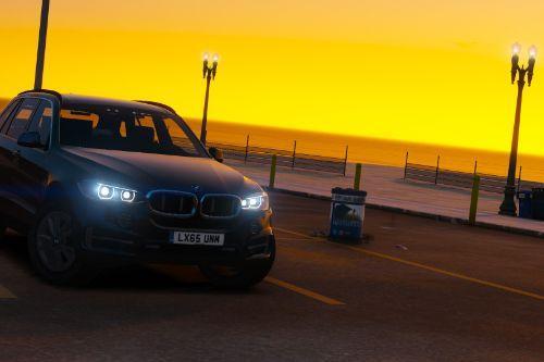 Generic BMW X5 F15 Unmarked Traffic [ELS]