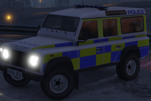 Generic Land Rover Defender