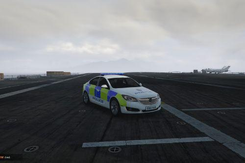 Generic Police Opel nsignia [ELS | Add-On]