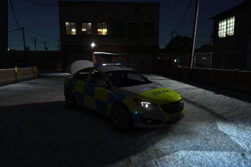 Generic Police Vauxhall Insignia [ELS | Addon/Replace]