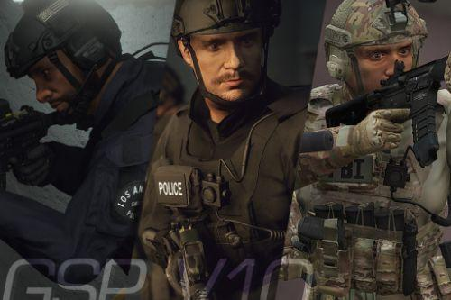Generic SWAT Ped  [Replace | LODs]