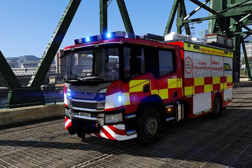 Generic UK Rescue Engine