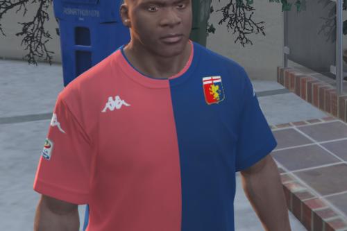 Genoa C.F.C Franklin 20-21