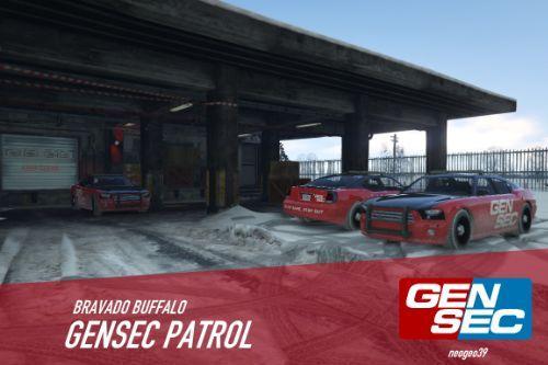 Bravado Buffalo GENSEC Patrol [ADDON]