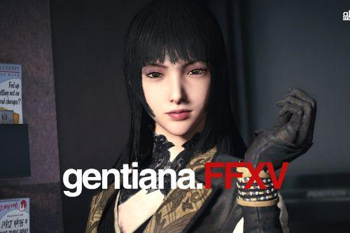 Gentiana Final Fantasy XV [Add-On Ped | Replace]