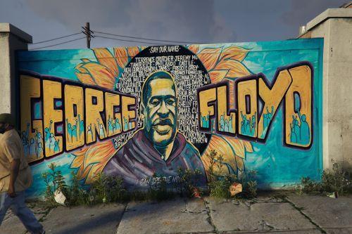George Floyd Tribute