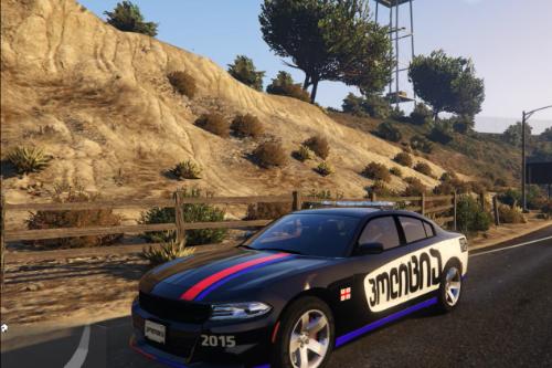 Georgian Police Charger 2016