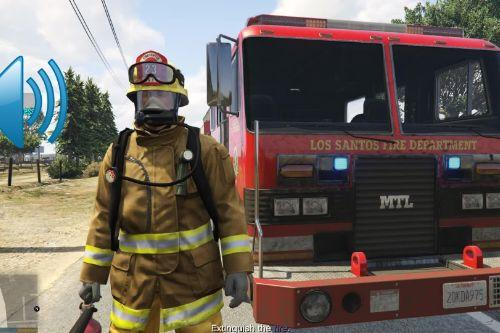 German Firefighter Siren Mod