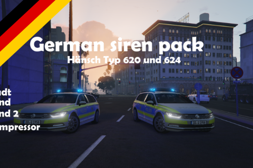 German siren Full | Hänsch & Kompressor