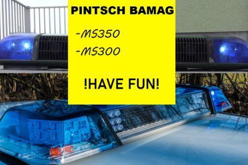 German Siren (Pintsch Bamag MS350, 300)