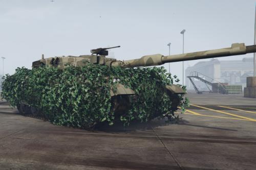 Ghillied Rhino Tank [Menyoo]