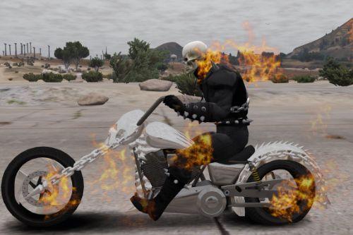 Ghost Rider (Retexture)