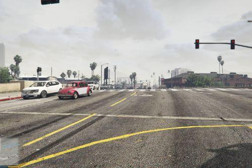 Ghost's Traffic Variety Mod