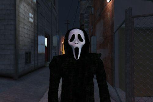 Ghostface [Add-On Ped]