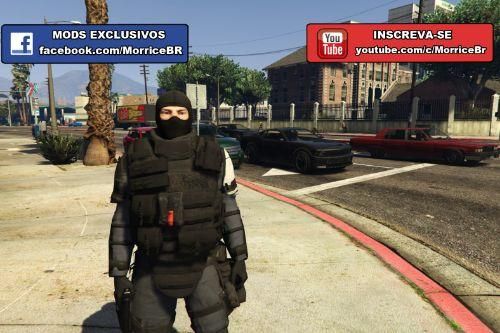 New GIGN Ped