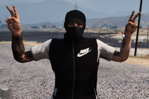 Gilet Pack for MP Male