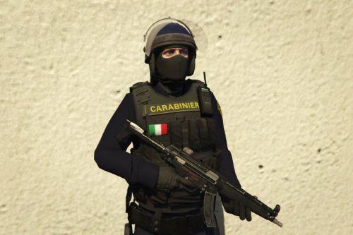 "Giubbotto Antiproiettile ""L"" G.I.S Carabinieri 3/3 [Reskin] [EUP] [FIVEM]"