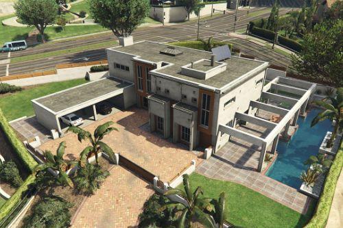 [MLO] GJ's Mansion [Add-On]