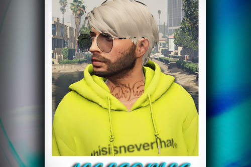 Glasses for MP Male