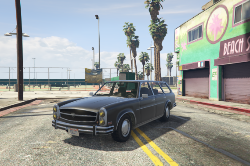 Glendale Station Wagon [Add-On / Replace | Tuning]