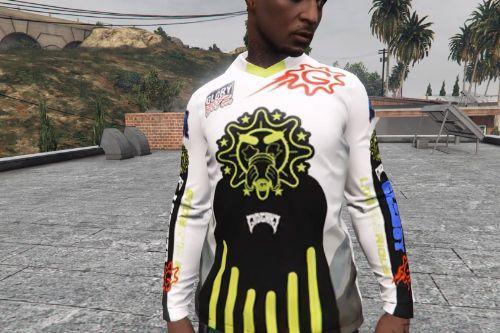 Glo Gang Motorcross Jersey (mp male)
