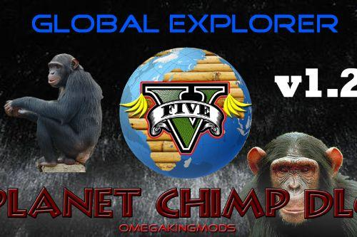 Global Explorer: Planet Chimp