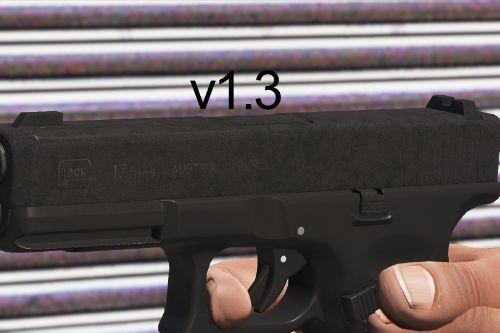 Glock 17 Gen 5 [Animated]