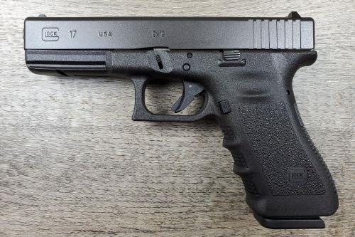 Glock 17 Gun Sound Replacment