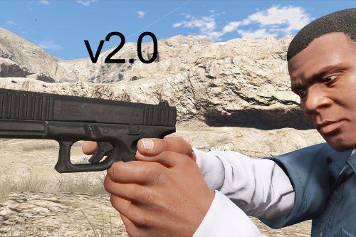 Glock 19 Gen 5 [Animated]