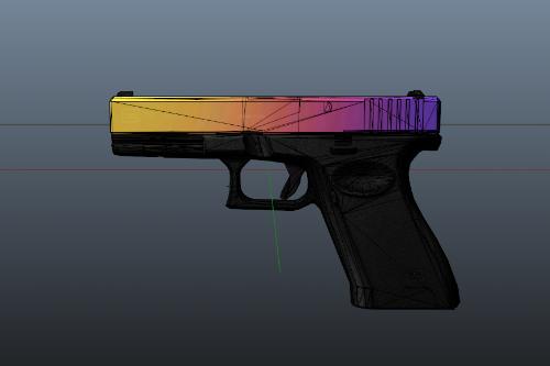 Glock 20 - Fade [HD][Accurate]