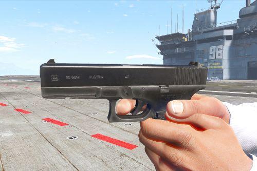 Glock 22 Gen 4 [Animated]