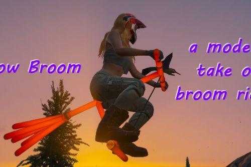 glow BROOM [Menyoo]