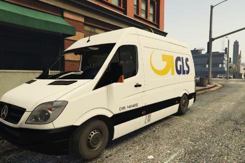 GLS Sprinter Van
